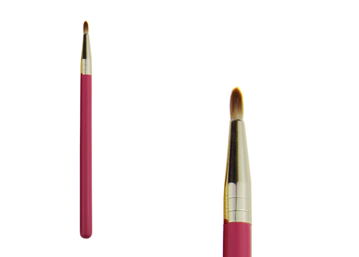 Colored Long Wearing Lip Liner Brush / Pencil Makeup Brush Cosmetics